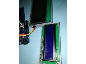 lcd 1602a and 2004a case