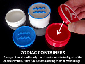 Zodiac Containers