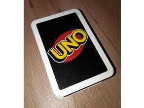 Multicolor UNO Card Box