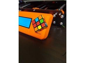 Rubik's Cube knob for Prusa i3 mk3