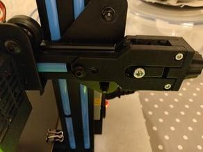 Geeetech A10 X belt tensioner