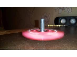 Tri-spinner addition