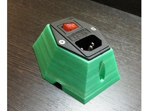 Power Supply Cover (holder)