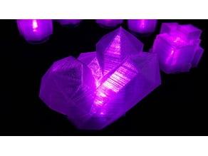 LED mini crystal