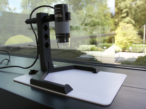 Adjustable Stand for USB Microscope