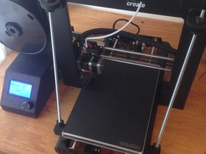 Wanhao Duplicator i3 Y-Axis extension