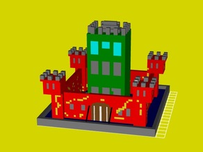 Build a fortified castle