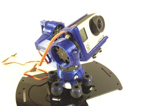 3-Axis Open Brushless Gimbal