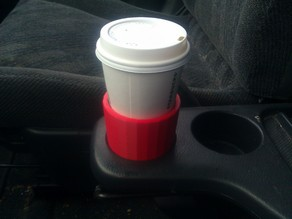 Honda CRV Cup Holder Latte Adapter V2