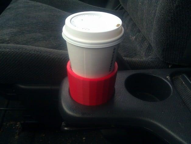Honda Crv Cup Holder Latte Adapter V2 By Carbonbased