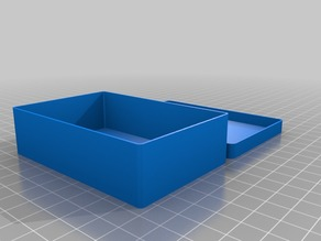 Simple Business Card Box