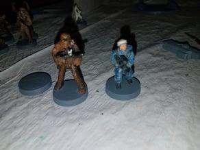 Star Wars Legion Compatible Trooper Base