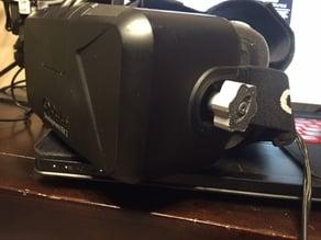 Eye Relief Knob for Oculus Rift DK2