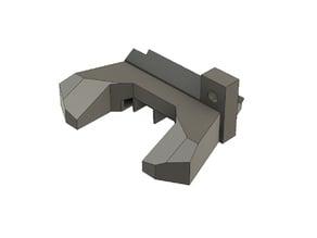 Prusa MK3 R3 Fan Nozzle (Better Bridging)