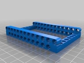Lego Mindstorms brick mount