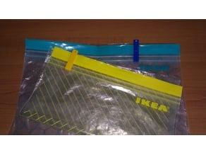 IKEA ISTAD Bags zipper