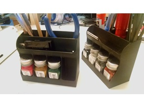 Paint and Tool Holder