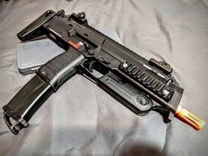 Elite Force HK MP7 A1 AEG - Rails