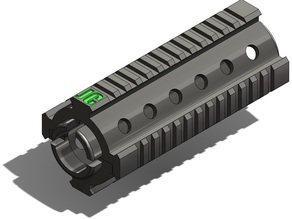 Smith & Wesson M&P 15 Optic Ready Quad Rail Version 2.0