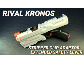 Nerf Rival Kronos Extended Safety
