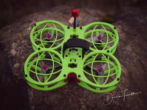 "DiA Flex Owl v3 multipurpose safety 3"" quad"