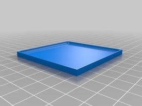 2 1/2 inch frag tile