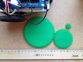 gear generator libraries collection - Thingiverse