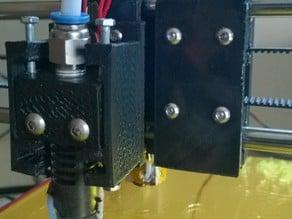 JBs Bowden Multi Extruder for Prusa i3