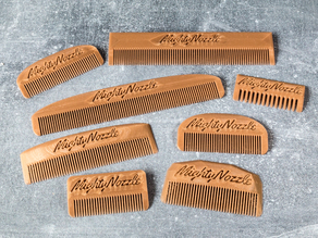 Customizable Comb