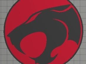 Thundercats Logo - Dual Extrude