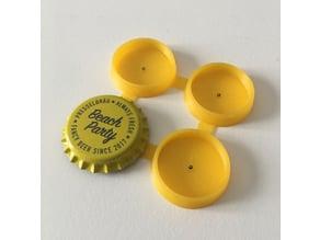 Bottle Cap Laser Jig (Customizable)