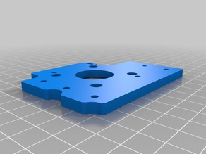 Monoprice Select Mini NEMA17 Z-Axis Stepper Motor Adapter