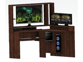 Gaming Computer Desk