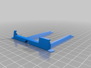 Breadboard Spring Vise for Raspberry Pi