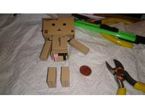Danbo Leg,Arm,Neck joint/hinge replacement