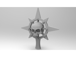 Anarchy Skull Icon