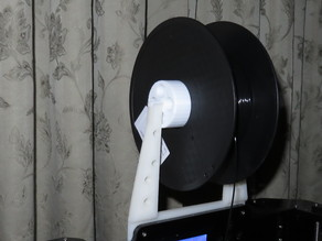 Alunar  A8 3D Printer Quick change filament spool hub RepRap Prusa i3 (53mm spool)