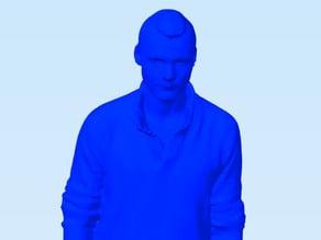 Jonny Peppa Full Body Model