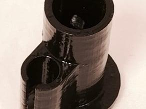 caulk saver cap (cap open tubes of caulk)