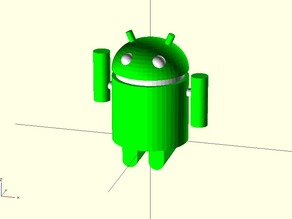 Android Figure Customizable