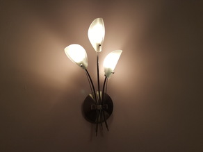 Wall Sconce Glass / Lamp