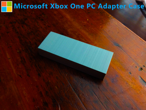 Microsoft Xbox One PC Adapter - Case w/ Cover