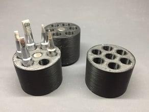 Soldering Iron Tip Holders