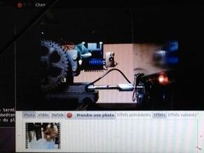 prusa i3 - webcam clip