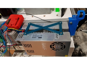 Power Supply mount for Power Supply