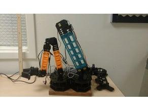 [RobotGeek V.2] BeefyArm - Robot Arm Mod (2017 Science Olympiad)