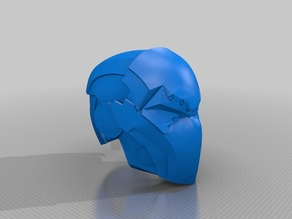 DeathStroke Helmet & Armour