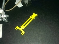 Extra 40mm fan bracket for my RepRap Pro Mendel
