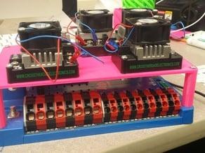 FIRST Robotics Power Distribution Top Mount