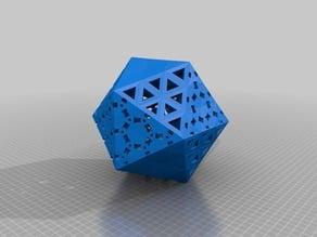 Convex Geodesic 3V Star Pattern0001
